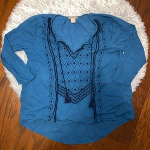 Women's Lucky Brand top